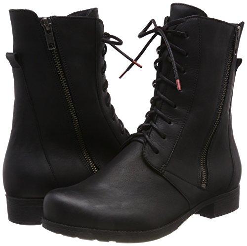 Schwarz Boots 8 Desert 5 000 Uk Think Denk Women''s 383902 nIwAYq