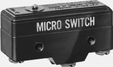 - HONEYWELL S&C BE-2R-A4 MICRO SWITCH, PIN PLUNGER, SPDT 25A 480V (1 piece)