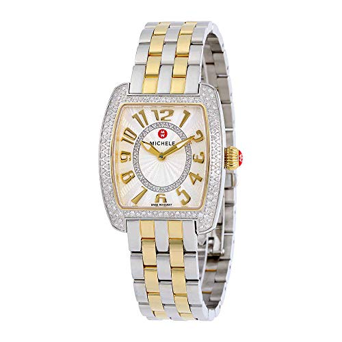 Michele Urban Mini Diamond Ladies Watch -
