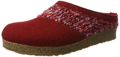 Adulte Mixte Grizzly Rubin Rot 40 Rouge Haflinger 211 Chaussons EU Anke OZIxqWwA