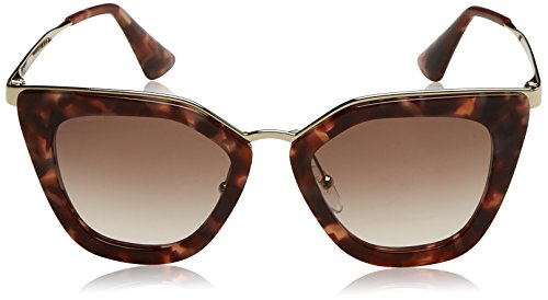 Spotted Marron PR Browngradientpink CINEMA Pink Brown 17SS Sonnenbrille Prada xfn6SZS
