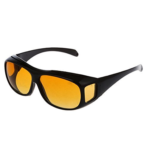 Night driving glasses - TOOGOO(R) car glasses sunglasses night driving glasses night vision - Sunglasses Car Driving