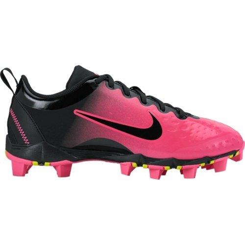 d29af2b17 Nike Women s Hyperdiamond 2 Keystone Softball Cleat Black Pink Blast Vivid  Pink Size 9 M US