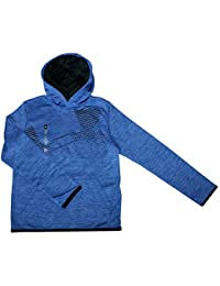 Youth Boys Athletic Hoodie Big Logo Pullover 1318192