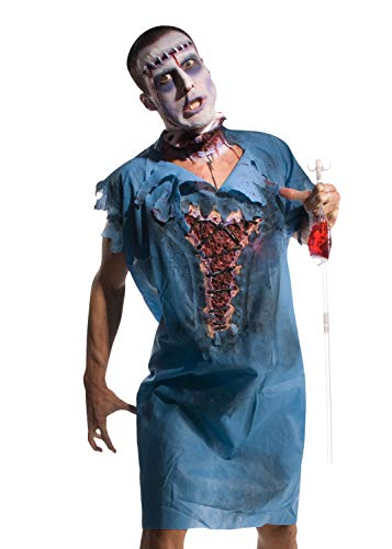 Rubie's Women's Zombie Patient Gown, As Shown, One Size ()