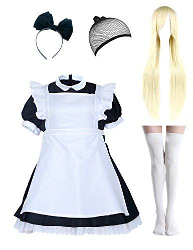Lolita Maid Dress - 8