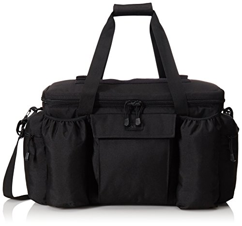- 5.11 Patrol Ready Duty Bag for Police Law Enforcement Security, Style 59012, Black