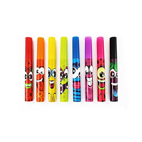 40605 Scentos Washable Scented Markers
