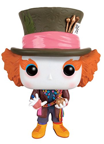 Funko 9381 – Alice Through The Looking Glass, Pop Vinyl Figure 204 Mad Hatter Limited Edition
