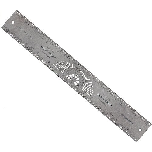 INCRA CENTER12 Centering Rule  12-Inch by INCRA