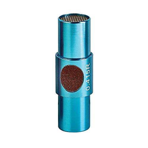 TipMaster TM61 6-in-1 Aluminum Pool Cue Tip Tool, Badass Blue