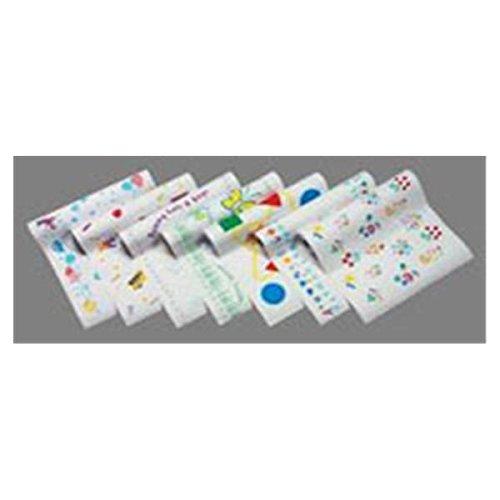 WP000-PT 981918 981918 Paper Exam Table Crepe Pediatric Schooltime 18x125 6Rl/Ca Tidi Products LLC