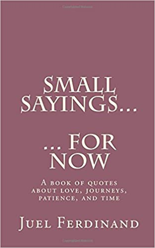 Amazon Small Sayings For Now A Book Of Quotes About Love