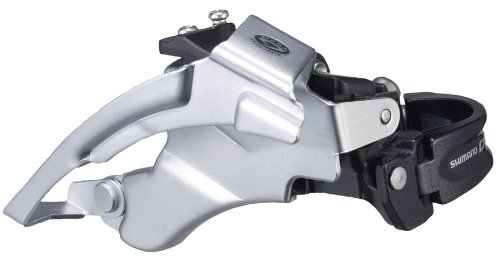 Shimano FD-M590 Deore TopSwing Dual Pull Multi Clamp Front Derailleur