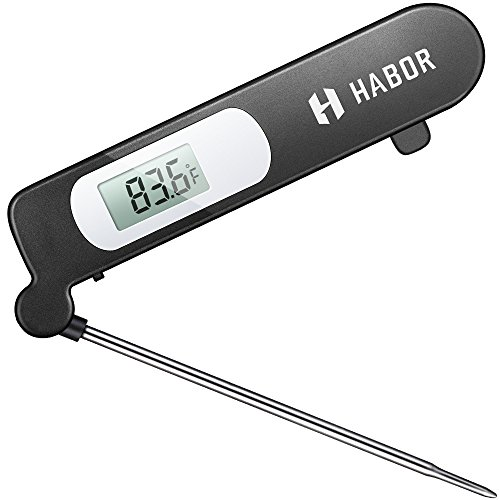 Habor Instant Read Thermometer Meat product image