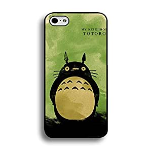 Cute Funny Popular Anime Film My Neighbor Totoro Cover Case for Iphone 6/6s 4.7 (Inch)