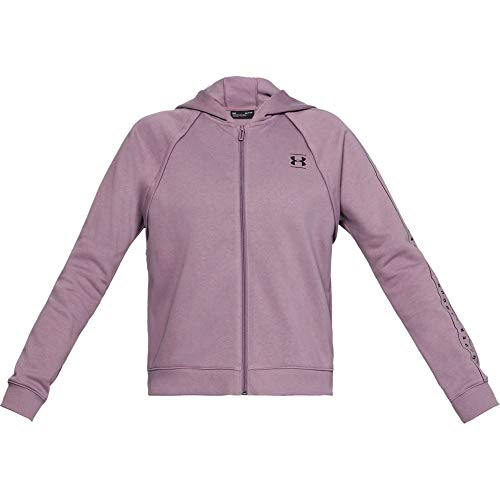 Fleece Porpora 521 Felpa Under Donna Fz Rival Armour wvfqnRzY