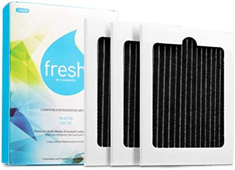 [해외]Fresh Replacement Frigidaire Pure Air Ultra PAULTRA Electrolux EAFCBF 에어 필터 3팩 / Fresh Replacement Frigidaire Pure Air Ultra PAULTRA Electrolux EAFCBF Air Filter, 3 Pack