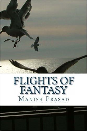Flights Of Fantasy Poem Book