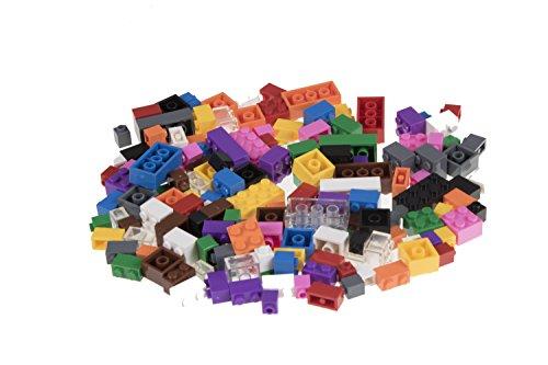 Strictly Briks Classic Bricks 216 Piece Set with 6