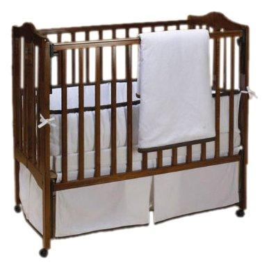 ベビードール寝具フォーエバーマインベビーベッド寝具セット、チョコレート   B0033WTPSU