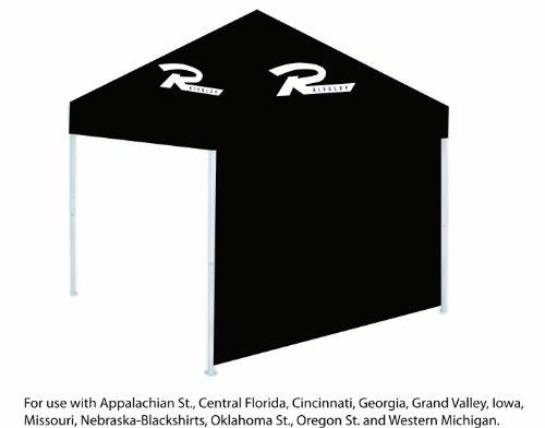 振る治安判事協定Rivalry RV510-1000 Canopy Sidewall - Black