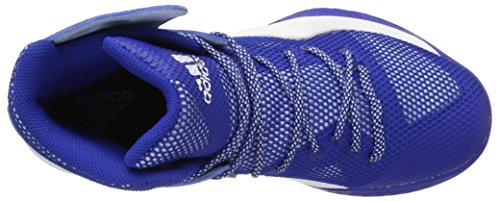 adidas Performance Herren Crazy Bounce Basketballschuh Collegiate Royal / Weiß / Eisblau F16