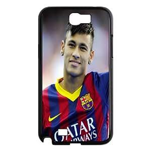 Diy Phone Cover Bienvenido Neymar for Samsung Galaxy Note 2 N7100 WEQ859310