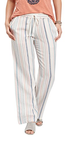 maurices Women's Striped Wide Leg Pant X Small Multi ()