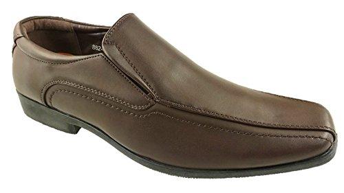 Soldini Zapatos de Cordones Para Hombre Marrón Marrón 44 2tYivUr