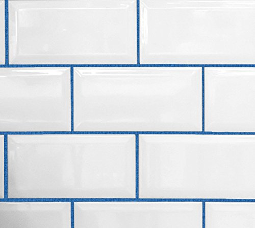 Buzzed Blue Unsanded Tile Grout - 5 lbs - with Blue Pigment in The Mix by Grout360 (Image #6)