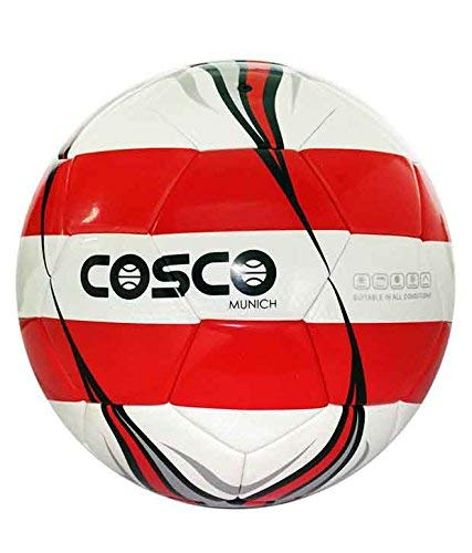 STC Cosco Munich Football Size 5