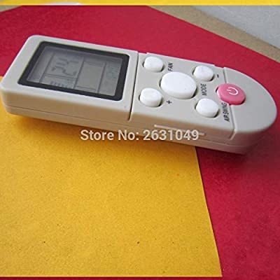 Calvas Conditioner air conditioning remote control suitable for AUX YKR-F/09E YKR-F/001 YKR-F/006 YKR-F/09