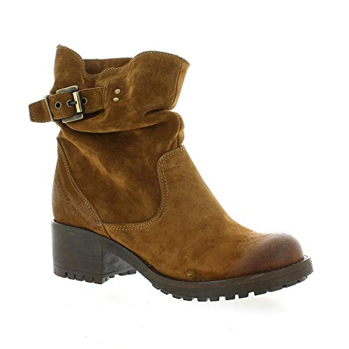 Velours Pao Velours Boots Cuir Boots Pao Cognac Cuir 6HZdPfqfw