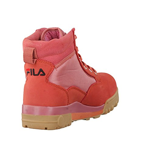 Fila Damen Grunge Mid Wmn Sneakers Rosa (canyon Rose)