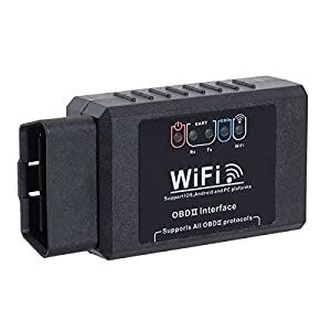 WiFi OBD2 Car Diagnostic Scanner Support IPhone IPad Android For BMW AUDI VW VOLKSWAGEN VOLVO JAGUAR PORSCHE