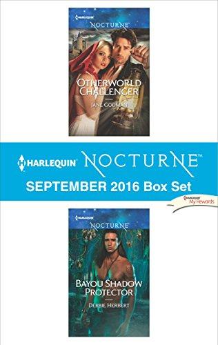 Download PDF Harlequin Nocturne September 2016 Box Set - Otherworld Challenger\Bayou Shadow Protector