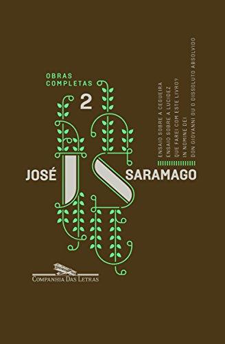 Jose Saramago: Obras Completas - Vol.2
