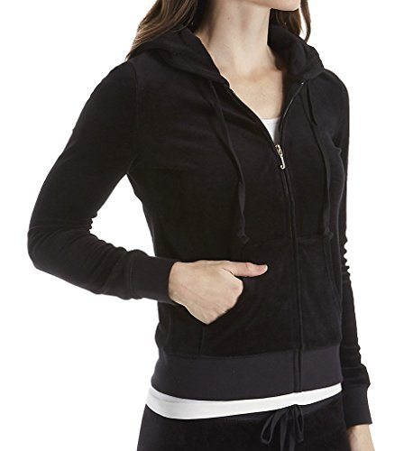 Juicy Couture Black Tracksuit - 1