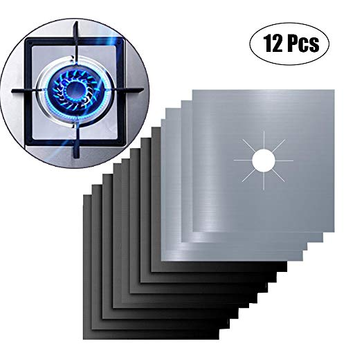 Compare price to rectangular gas burner cover ...
