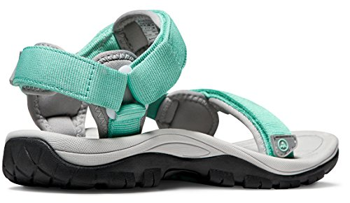 Atika Womens Maya Trail Outdoor Water Shoes Sport Sandals W110 / W111 AT-W111-EGN XSqBheA