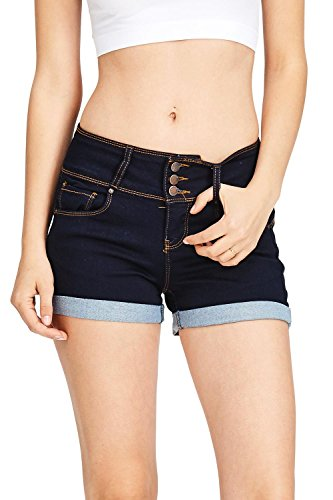 73a51b942f We Analyzed 5,753 Reviews To Find THE BEST Jean Shorts For Women