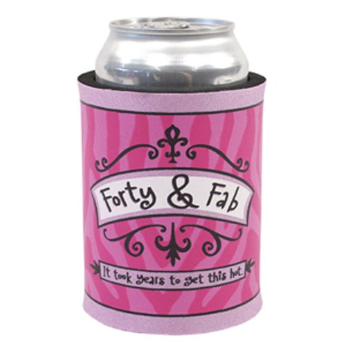 Laid Back CF1342 Forty and Fab Beverage Cooler