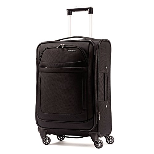 American Tourister Ilite Max Softside Spinner 21, Black