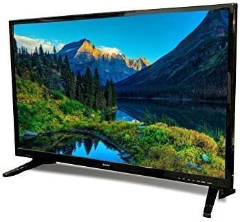 Televisor de señal de señal Libre de 40 Pulgadas, 12 voltios DC Powered 1080p LED Pantalla Plana HDTV para Caravana y Uso móvil: Amazon.es: Electrónica