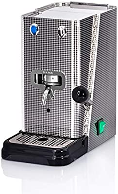 Flytek Zip LUX - Cafetera de goteo (acero inoxidable ESE de 44 mm ...