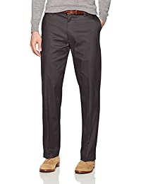 Men's Total Freedom Stretch Relaxed Fit Flat Front Pant