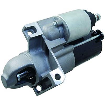 New Starter For 2001-2005 Chevy Venture V6 3.4L & 2005 Uplander 3.5L V6 10465542 12570255 12577949 89017714 323-1447 323-1626: Automotive