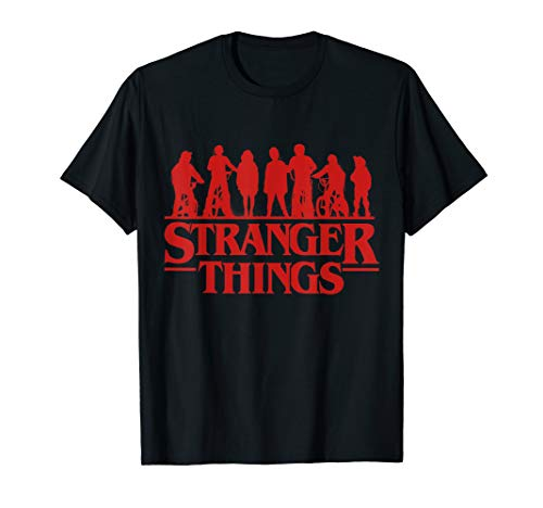 Netflix Stranger Things 3 Kids & Bikes T-Shirt ()