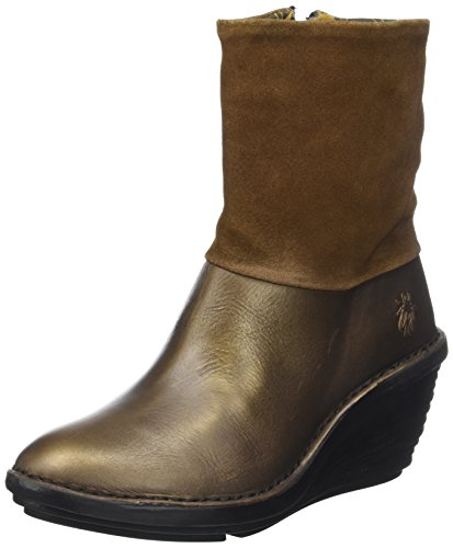 Fly Marron Sina671fly Bottes London Femme qXx4wr0AX7